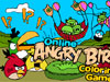 Angry Birds Coloring Game