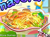Pasta Primavera Cooking Game
