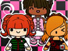 Cute Emo Dress Up Game