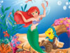 Little Mermaid Online Coloring