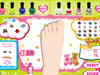 Nail Polish Designs Game