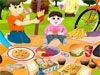 Picnic Hidden Alphabets Game