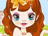 Spring Girl Dress Up Game