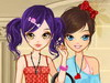 Twins Of Fashion Dress Up Game